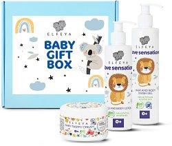 Бебешки подаръчен комплект - Elfeya Cosmetics Love Sensation -