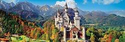 Замъкът Нойшванщайн - Панорамен пъзел -
