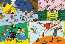 Приключенията на Пипи Дългото Чорапче -