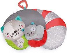 Бебешка възглавница - Коте -