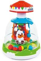 Пумпал - Въртележка с животни - играчка