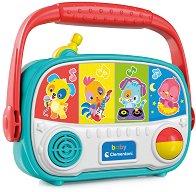 Музикално радио - играчка
