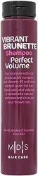 MDS Hair Care Vibrant Brunette Perfect Volume Shampoo -