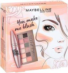 Подаръчен комплект - Maybelline You Make Me Blush -