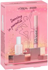 Подаръчен комплект - L'Oreal & Essie Dancing in Paradise -