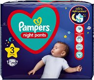 Pampers Night Pants 3 -