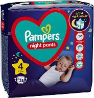 Pampers Night Pants 4 -