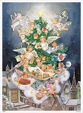 Адвент календар - Небесни висоти -