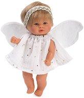 Кукла бебе - Чикита с ангелски крилца -