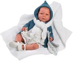 Кукла бебе - Бруно -