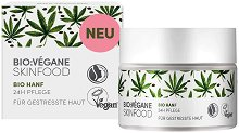 Bio:Vegane Skinfood Organic Hemp 24H Care -