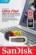 USB 3.0 флаш памет 32 GB - Ultra Flair
