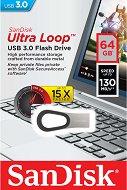 USB 3.0 флаш памет 64 GB - Ultra Loop