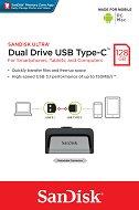 USB A / Type-C 3.1 флаш памет 128 GB - Dual Drive