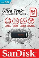 USB 3.0 флаш памет 64 GB - Ultra Trek