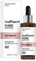 InoPharm Pure Elements 2% Retinol Lifting Serum -
