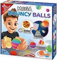 Направи сам - Големи подскачащи топчета -