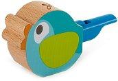 Дървена свирка - Птичка -