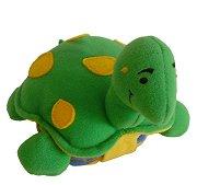 Костенурка - книжка - Плюшена вибрираща играчка - детски аксесоар