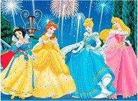 Бал на принцесите - Disney - пъзел