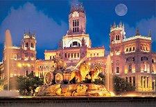 Площад Сибелес - Мадрид - пъзел