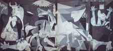 Герника - Панорамен пъзел - Пабло Пикасо (Pablo Picasso) -