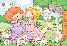 Принцове и принцеси 1 - пъзел