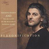 Теодосий Спасов - Personification - албум