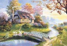Къщичка - пъзел