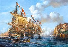 Битката при Порто Бело, 1739 г. - пъзел