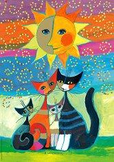 Слънце - Златна колекция - Розина Вахтмайстер (Rosina Wachtmeister) -