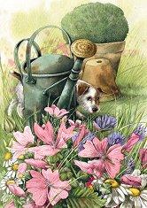 Кученце - Маржолен Бастен (Marjolein Bastin) - пъзел