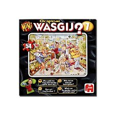WASGIJ Original Mini 1 - Пестицид! - Пъзел-загадка -