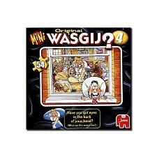 WASGIJ Original Mini 4 - Отвори широко! - Пъзел-загадка - пъзел
