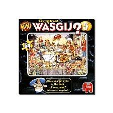 WASGIJ Original Mini 5 - Цвъртяща стомана! - Пъзел-загадка -