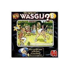 WASGIJ Original Mini 6 - Някой за тенис? - Пъзел-загадка -