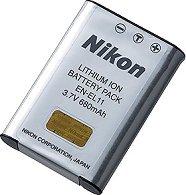 Оригинална батерия - Nikon EN-EL11 -