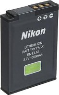 Оригинална батерия - Nikon EN-EL12 -