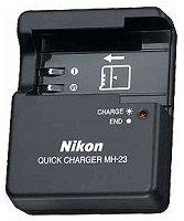 Зарядно Nikon MH-23 Quick Dual Charger - За батерии Nikon EN-EL9 -