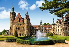 Замъкът Мозна, Полша -
