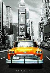 Такси №1, Ню Йорк - пъзел