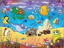 Морски свят - пъзел