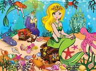 Морско царство - пъзел