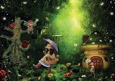 Вълшебна гора - пъзел