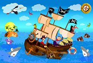 Пирати - пъзел
