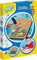 Създай сам - Картина от дърво - Творчески комплект - играчка