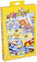Създай сам - Картички Gummi Fix - Творчески комплект - играчка