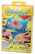 Създай сам - Картина Аквариум - количка