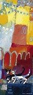 Мини пъзел Флагчета - Сребърна колекция - Розина Вахтмайстер (Rosina Wachtmeister) -