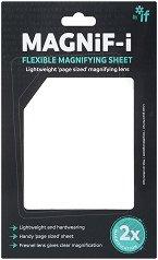Увеличаващ лист Magnif-i - 130 x 190 mm -